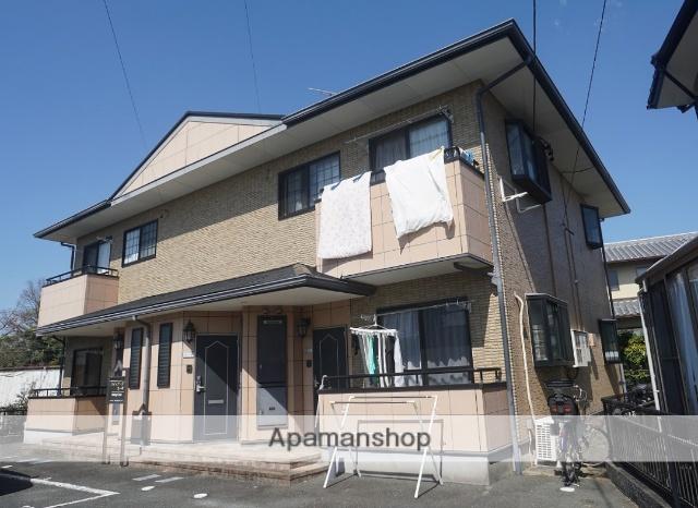 静岡県浜松市東区、浜松駅バス25分小池下車後徒歩3分の築15年 2階建の賃貸アパート
