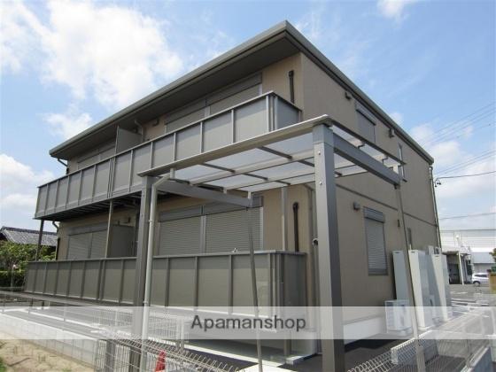 静岡県浜松市浜北区、遠州西ヶ崎駅徒歩28分の築4年 2階建の賃貸アパート