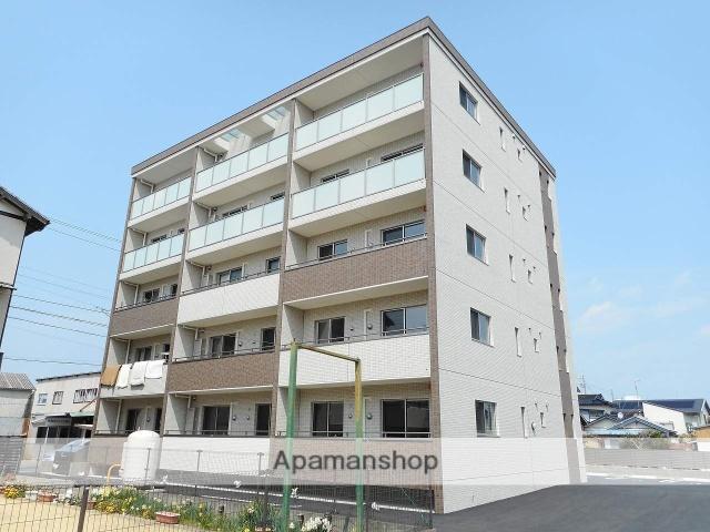 静岡県浜松市浜北区、浜北駅徒歩16分の新築 5階建の賃貸マンション