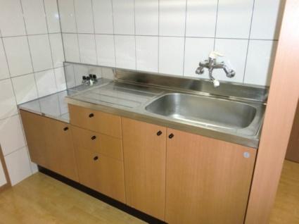 ムーンレインボー[1LDK/36m2]のキッチン1