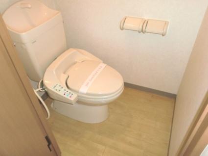 ムーンレインボー[1LDK/36m2]のトイレ1