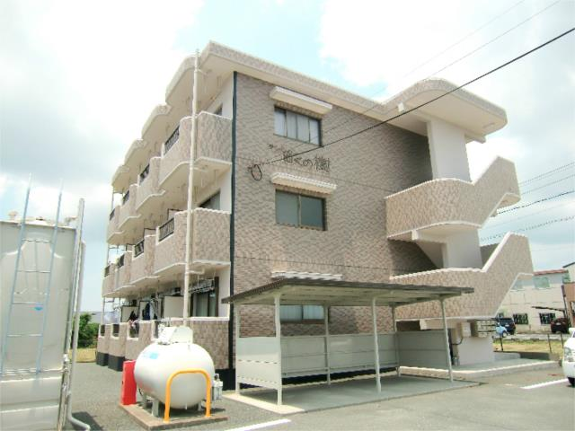 静岡県浜松市浜北区の築18年 3階建の賃貸マンション