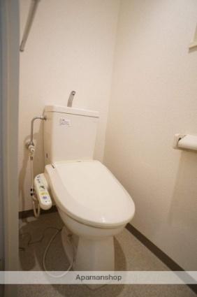 ハピネスマルカ[2DK/50.45m2]のトイレ