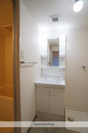 ハピネスマルカ[2DK/50.45m2]の洗面所