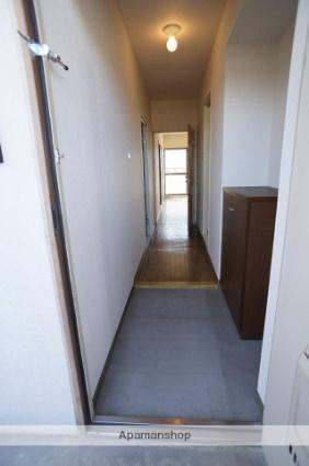 ハピネスマルカ[2DK/50.45m2]の玄関