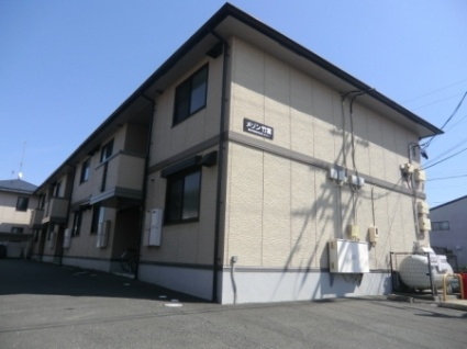 静岡県磐田市西貝塚[2DK/48.9m2]の外観1