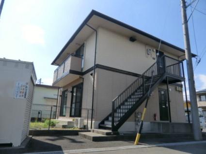静岡県磐田市西島[2DK/53.87m2]の外観