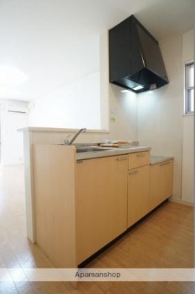 LapisLazuliC[1R/30.85m2]のキッチン