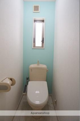 LapisLazuliC[1R/30.85m2]のトイレ