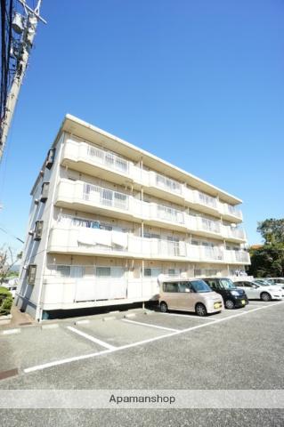 静岡県静岡市清水区、狐ヶ崎駅徒歩8分の築18年 4階建の賃貸マンション