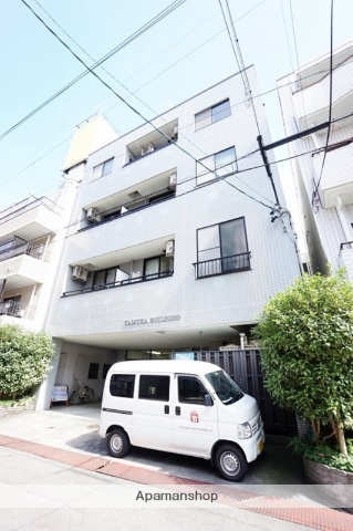 静岡県静岡市葵区、静岡駅徒歩8分の築21年 4階建の賃貸マンション