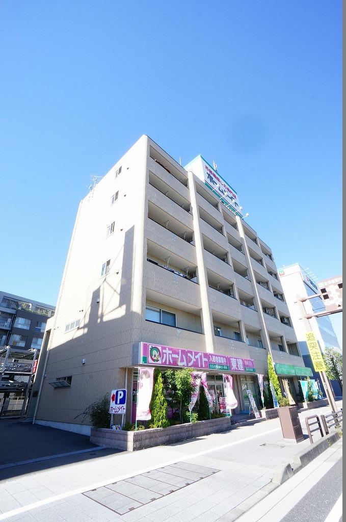 静岡県静岡市葵区、静岡駅徒歩10分の築5年 6階建の賃貸マンション