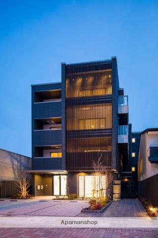 静岡県静岡市葵区、静岡駅徒歩15分の新築 4階建の賃貸マンション