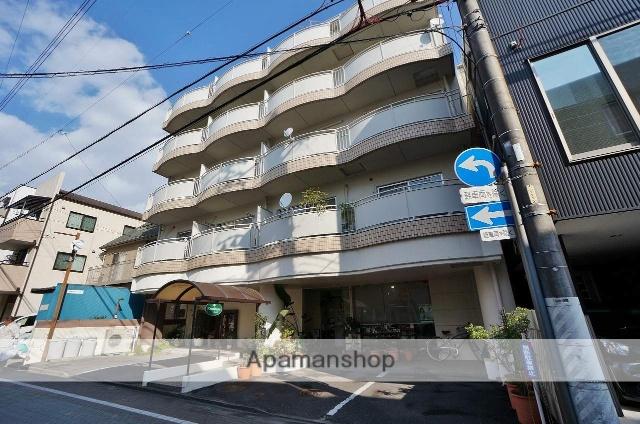 静岡県静岡市葵区、静岡駅徒歩8分の築30年 6階建の賃貸マンション