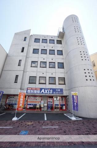 静岡県静岡市葵区、新静岡駅徒歩17分の築21年 5階建の賃貸マンション