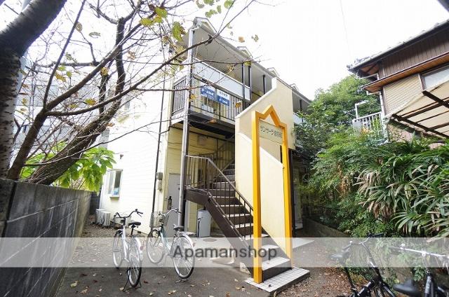 静岡県静岡市葵区、静岡駅徒歩15分の築28年 2階建の賃貸アパート