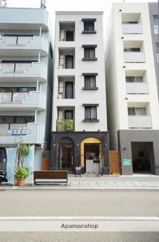静岡県静岡市葵区、静岡駅徒歩15分の築1年 5階建の賃貸マンション