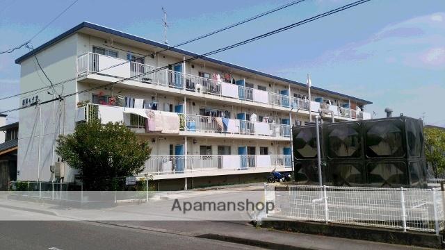 静岡県静岡市葵区、静岡駅しずてつジャストラインバス22分城北高校前下車後徒歩2分の築39年 3階建の賃貸マンション