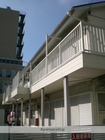 静岡県静岡市葵区、日吉町駅徒歩5分の築28年 2階建の賃貸アパート