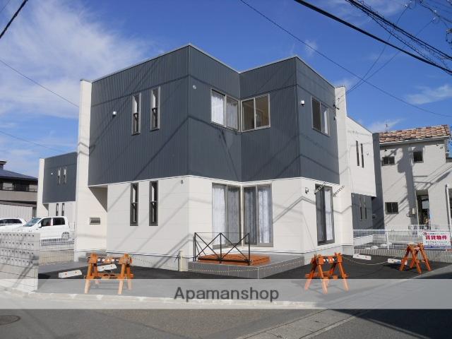 静岡県静岡市駿河区、安倍川駅徒歩7分の築6年 2階建の賃貸一戸建て