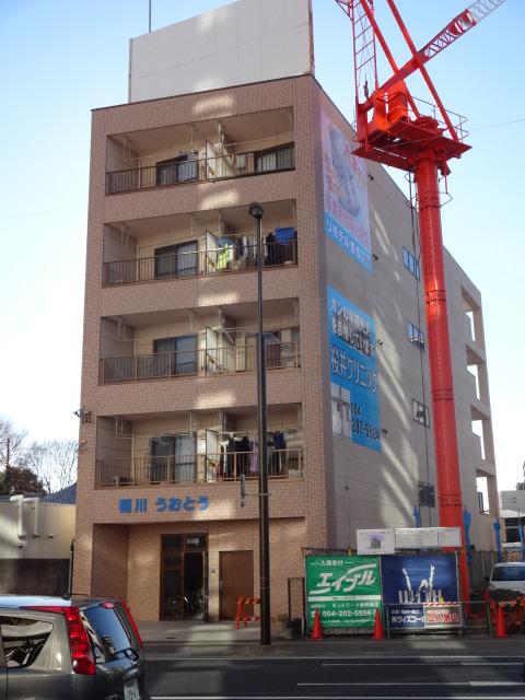 静岡県静岡市駿河区、静岡駅徒歩6分の築17年 5階建の賃貸マンション