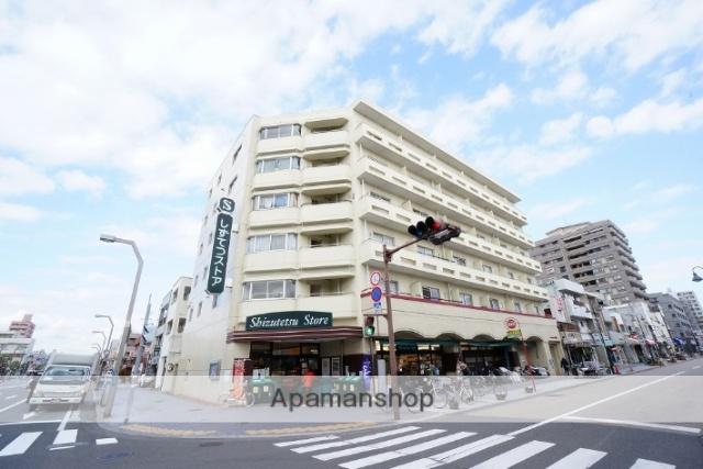 静岡県静岡市葵区、静岡駅徒歩12分の築32年 6階建の賃貸マンション