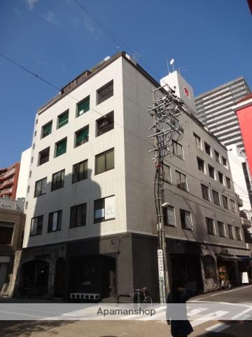 静岡県静岡市葵区、静岡駅徒歩7分の築32年 9階建の賃貸マンション