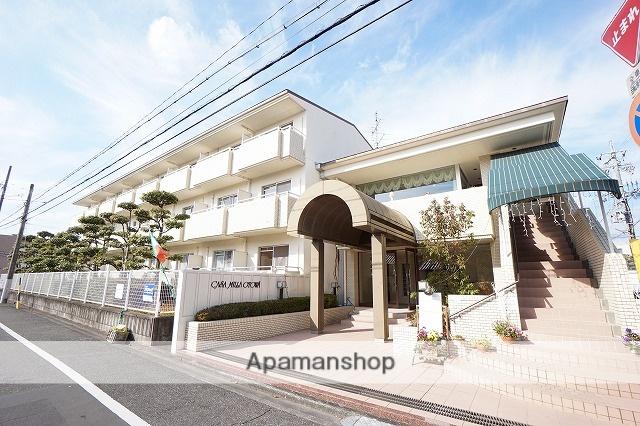 静岡県静岡市葵区、静岡駅徒歩17分の築29年 3階建の賃貸マンション