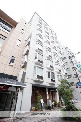 静岡県静岡市葵区、静岡駅徒歩4分の築40年 10階建の賃貸マンション