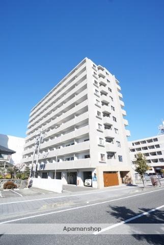 静岡県静岡市葵区、静岡駅徒歩11分の築11年 10階建の賃貸マンション