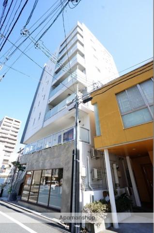 静岡県静岡市葵区、静岡駅徒歩7分の築8年 9階建の賃貸マンション