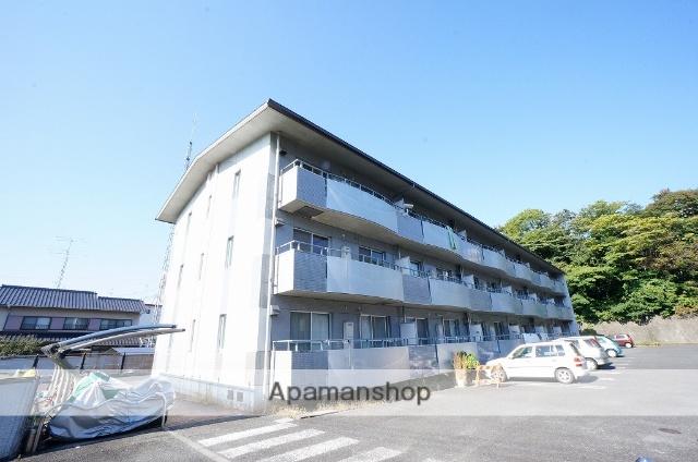静岡県静岡市清水区、草薙駅徒歩12分の築19年 3階建の賃貸マンション
