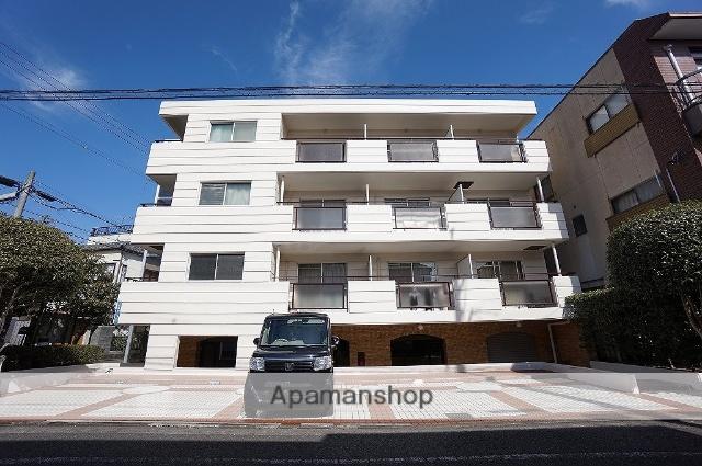 静岡県静岡市葵区、静岡駅徒歩20分の築31年 4階建の賃貸マンション
