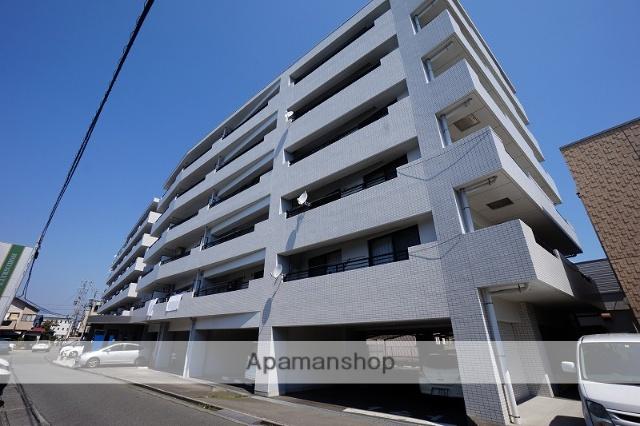 静岡県静岡市駿河区、東静岡駅徒歩13分の築11年 6階建の賃貸マンション