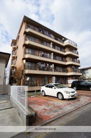 静岡県静岡市駿河区、静岡駅徒歩19分の築29年 5階建の賃貸マンション
