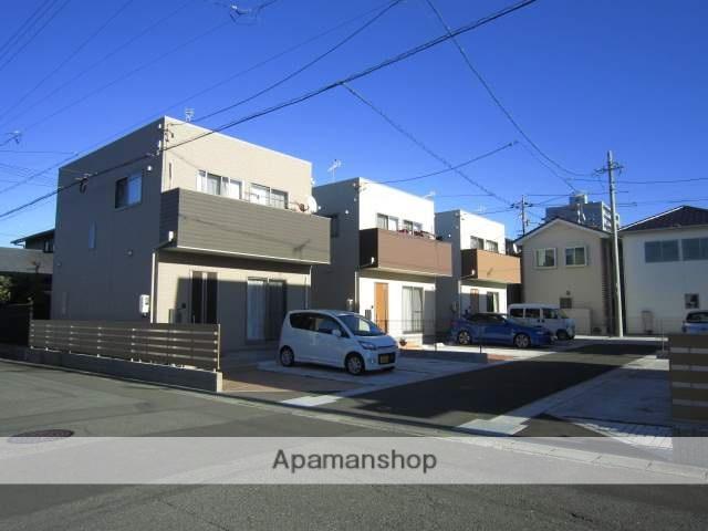 静岡県静岡市駿河区、静岡駅しずてつジャストラインバス11分寿町下車後徒歩8分の築5年 2階建の賃貸一戸建て