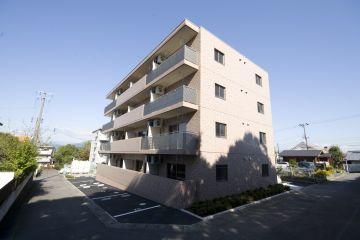 静岡県静岡市清水区、草薙駅徒歩12分の築7年 4階建の賃貸マンション