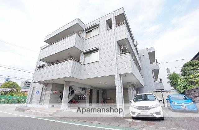 静岡県静岡市清水区、草薙駅徒歩16分の築29年 3階建の賃貸マンション