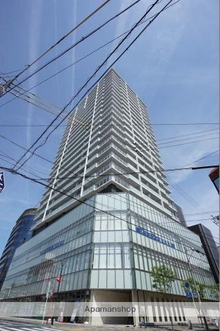 静岡県静岡市駿河区、静岡駅徒歩1分の築1年 26階建の賃貸マンション