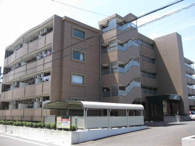 静岡県静岡市清水区、草薙駅徒歩10分の築8年 5階建の賃貸マンション