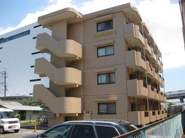 静岡県静岡市駿河区、草薙駅徒歩18分の築20年 4階建の賃貸マンション