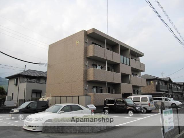 静岡県静岡市清水区、草薙駅徒歩20分の築9年 3階建の賃貸マンション