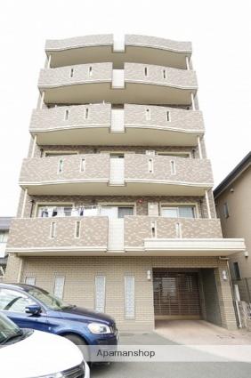 静岡県静岡市葵区、静岡駅徒歩17分の築6年 5階建の賃貸マンション