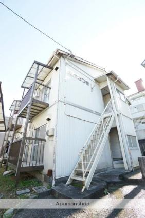 静岡県静岡市清水区、草薙駅徒歩15分の築45年 2階建の賃貸アパート