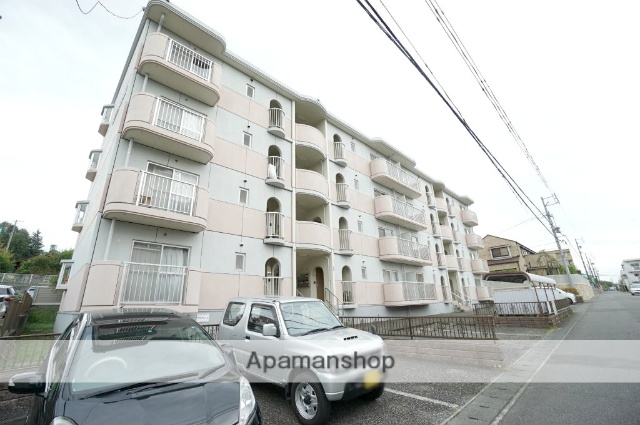 静岡県静岡市清水区、草薙駅徒歩10分の築23年 4階建の賃貸マンション