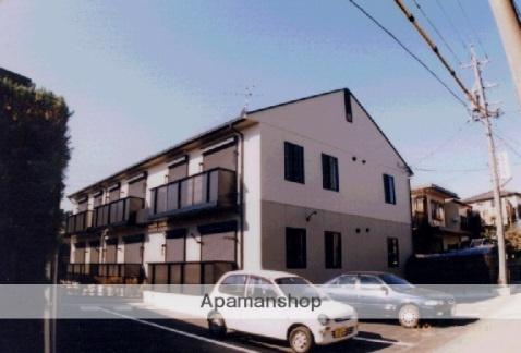 静岡県静岡市清水区、草薙駅しずてつジャストラインバス15分有東坂下車後徒歩2分の築18年 2階建の賃貸アパート