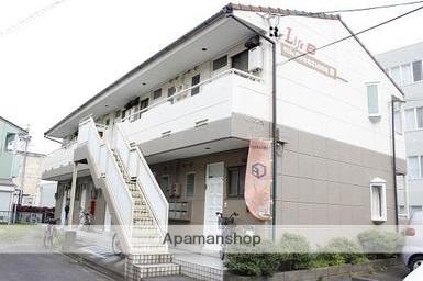 静岡県静岡市清水区、清水駅しずてつジャストラインバス12分第三中学校前下車後徒歩3分の築31年 2階建の賃貸アパート