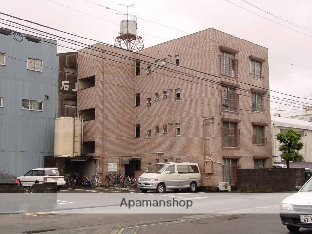 静岡県静岡市駿河区、静岡駅しずてつジャストラインバス9分寿町バス停下車後徒歩4分の築41年 4階建の賃貸マンション