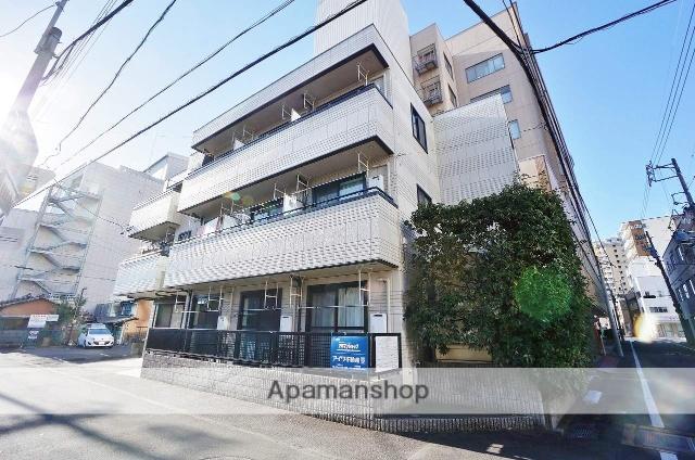 静岡県静岡市駿河区、静岡駅徒歩4分の築20年 3階建の賃貸マンション
