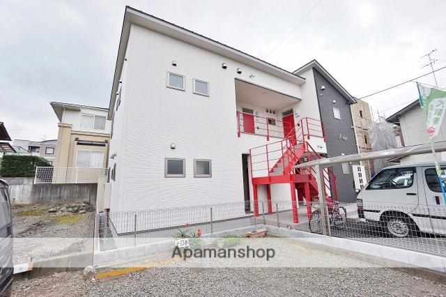 静岡県静岡市清水区、草薙駅徒歩16分の築2年 2階建の賃貸アパート